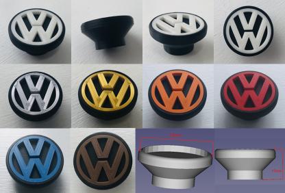 VW Cabinet Knob Handle